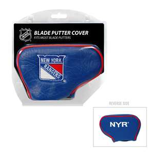 New York Rangers Golf Blade Putter Cover 14801