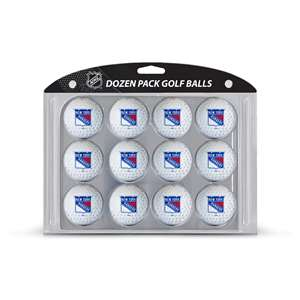 New York Rangers Golf Dozen Ball Pack 14803