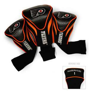 Philadelphia Flyers Golf 3 Pack Contour Headcover 15094