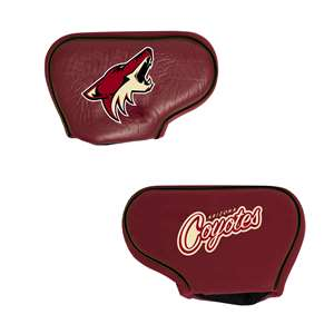 Arizona Coyotes Golf Blade Putter Cover 15101