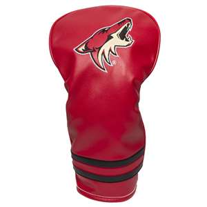Arizona Coyotes Golf Vintage Driver Headcover 15111
