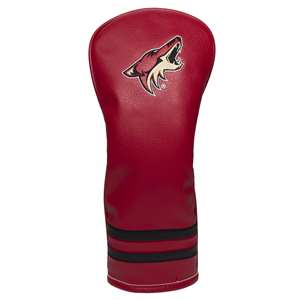 Arizona Coyotes Golf Vintage Fairway Headcover 15126