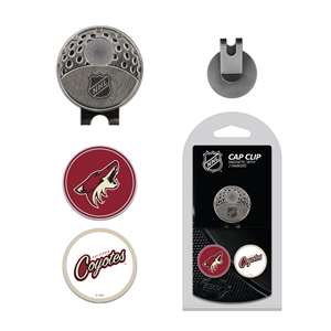 Arizona Coyotes Golf Cap Clip Pack 15147