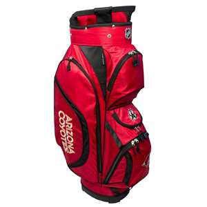 Arizona Coyotes Golf Clubhouse Cart Bag 15162