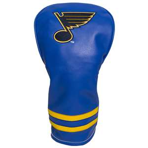 St. Louis Blues Golf Vintage Driver Headcover 15411