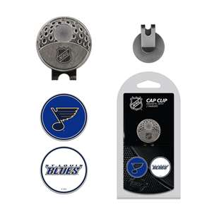 St. Louis Blues Golf Cap Clip Pack 15447