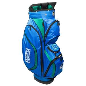 Vancouver Canucks Golf Clubhouse Cart Bag 15762