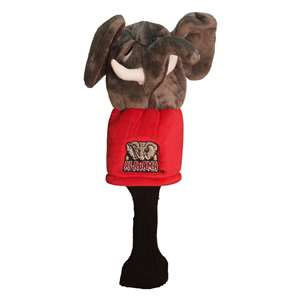 University of Alabama Crimson Tide Golf Mascot Headcover  20113