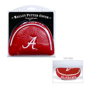 University of Alabama Crimson Tide Golf Mallet Putter Cover