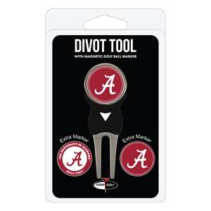University of Alabama Crimson Tide Golf Signature Divot Tool Pack  20145