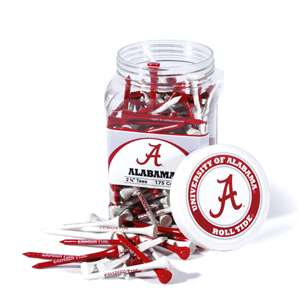 University of Alabama Crimson Tide Golf 175 Tee Jar 20151