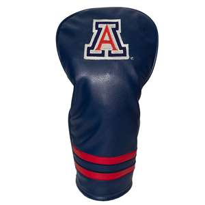 University of Arizona Wildcats Golf Vintage Driver Headcover 20211