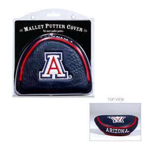 University of Arizona Wildcats Golf Mallet Putter Cover 20231