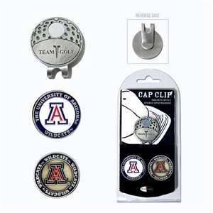 University of Arizona Wildcats Golf Cap Clip Pack 20247