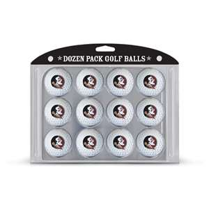 Florida State University Seminoles Golf Dozen Ball Pack 21003