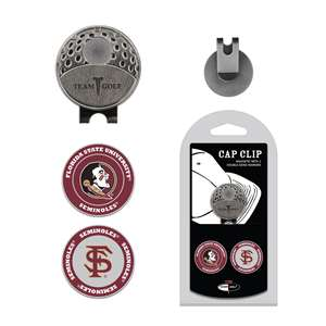Florida State University Seminoles Golf Cap Clip Pack 21047