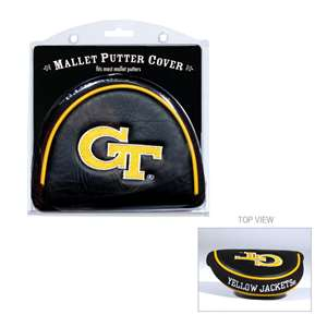 Georgia Tech Yellow Jackets Golf Mallet Putter Cover 21231