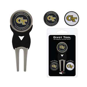 Georgia Tech Yellow Jackets Golf Signature Divot Tool Pack  21245