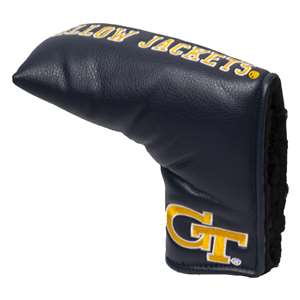 Georgia Tech Yellow Jackets Golf Tour Blade Putter Cover 21250