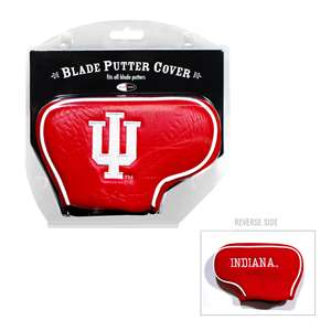 Indiana University Hoosiers Golf Blade Putter Cover 21401