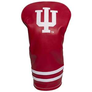 Indiana University Hoosiers Golf Vintage Driver Headcover 21411