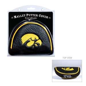 University of Iowa Hawkeyes Golf Mallet Putter Cover 21531