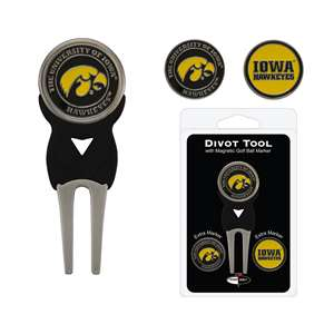 University of Iowa Hawkeyes Golf Signature Divot Tool Pack  21545