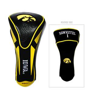 University of Iowa Hawkeyes Golf Apex Headcover 21568