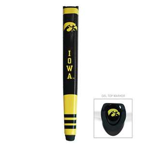 University of Iowa Hawkeyes Golf Putter Grip