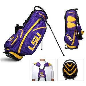 LSU Louisiana State University Tigers Golf Fairway Stand Bag 22028