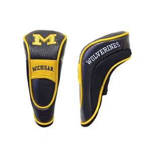 University of Michigan Wolverines Golf Hybrid Headcover