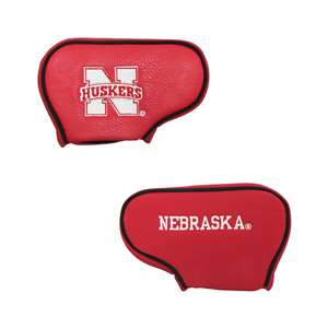 University of Nebraska Corn Huskers Golf Blade Putter Cover 22401