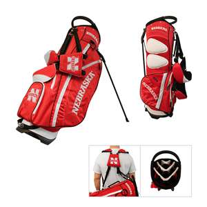 University of Nebraska Corn Huskers Golf Fairway Stand Bag 22428