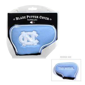 University of North Carolina Tar Heels Golf Blade Putter Cover 22501