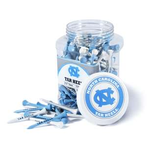 University of North Carolina Tar Heels Golf 175 Tee Jar 22551