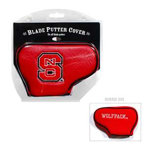 North Carolina State University Wolfpack Golf Blade Putter Cover 22601