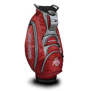 Ohio State University Buckeyes Golf Victory Cart Bag 22873