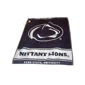 Penn State Nittany Lions  Jacquard Woven Golf Towel