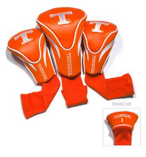 University of Tennessee Volunteers Golf 3 Pack Contour Headcover 23294