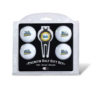 UCLA Bruins Golf 4 Ball Gift Set 23506
