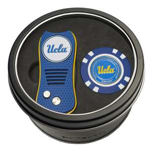 UCLA Bruins Golf Tin Set - Switchblade, Golf Chip