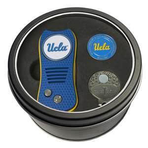 UCLA Bruins Golf Tin Set - Switchblade, Cap Clip, Marker 23557