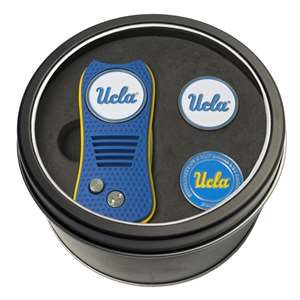 UCLA Bruins Golf Tin Set - Switchblade, 2 Markers 23559