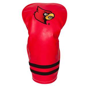 University of Louisville Cardinals Golf Vintage Driver Headcover 24211