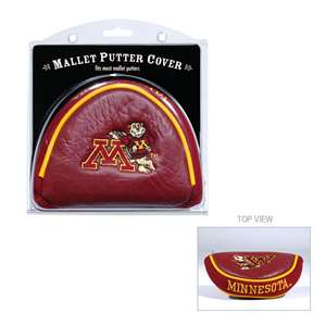 University of Minnesota Golden Gophers Golf Mallet Putter Cover 24331
