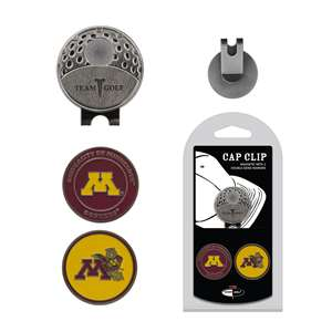 University of Minnesota Golden Gophers Golf Cap Clip Pack 24347