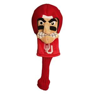 University of Oklahoma Sooners Golf Mascot Headcover  24413