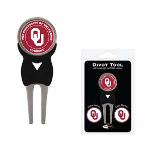 University of Oklahoma Sooners Golf Signature Divot Tool Pack  24445