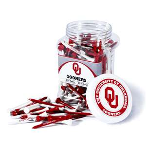 University of Oklahoma Sooners Golf 175 Tee Jar 24451