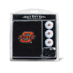 Oklahoma State University Cowboys Golf Embroidered Towel Gift Set 24520